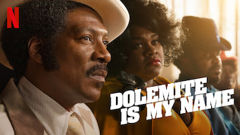 Dolemite Is My Name (2019)
